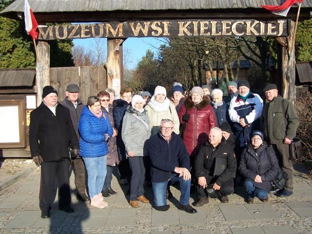 Wyjazd do Muzeum Wsi Kieleckiej