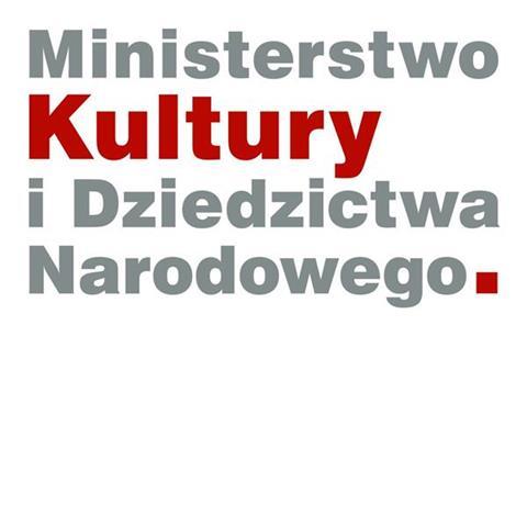 Zadanie dofinansowano ze środków Ministra Kultury i Dziedzictwa Narodowego