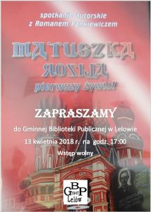 plakat Pankiewicz