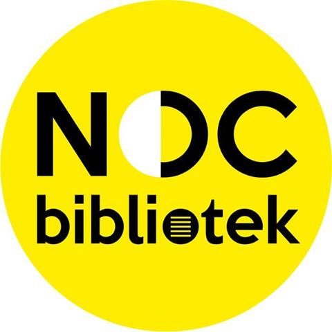 Read more about the article NOC BIBLIOTEK 2017
